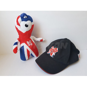 27a7bc2f8694c Mascota Peluche Y Gorra Juegos Olímpicos London Londres 2012