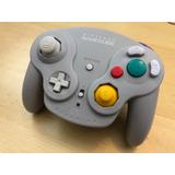 Control Original Wavebird Gris Para Gamecube (sin Receiver)
