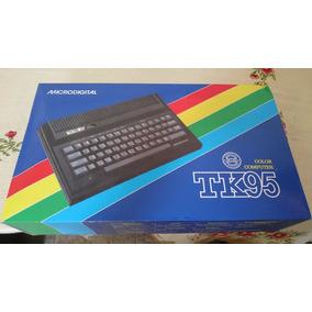 Micro Tk95 Microdigital E Caixa Com Isopor. Tk90x Tk 90 Zx