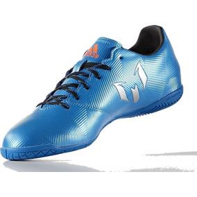 ... Tf Dourado Preto - Original - Fq. 2 vendidos · adidas Chuteira Messi  16.4 In Azul Aço Cinza - Fm1 bf189e8181a45