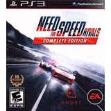 Need For Speed Rivals Edición Completa ~ Ps3 Digital Español