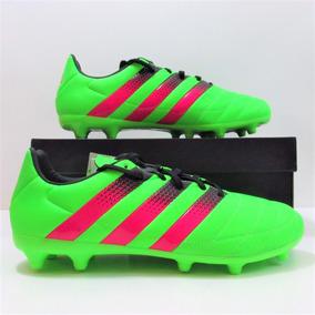 Chuteira Adidas X 16.3 Fg Campo Verde - Chuteiras no Mercado Livre ... fb135ea09c0eb