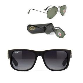 Promoção Réplica Perfeita Do Ray Ban Aviador - Óculos no Mercado ... e1d81d67fb