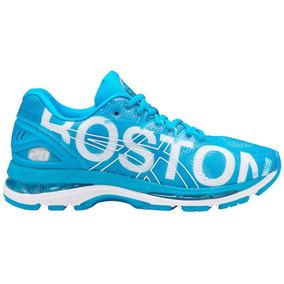 Tenis Asics Gel Nimbus 20 Boston Dama - Run24