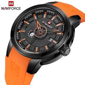 Reloj Naviforce Original 9107 Casual, Hombre, Elegante; Moda