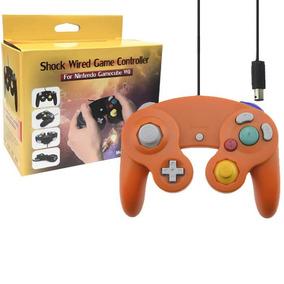 Controle Game Cube Nintendo Wii E Wii U Feir
