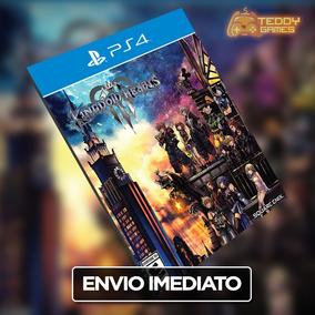 Kingdom Hearts 3 - Ps4 - Original 1 - Pt-br - Imediato!