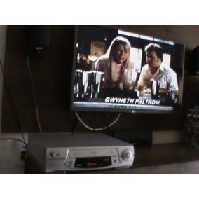 Video Cassete Semp 5 Cabeças Conservado
