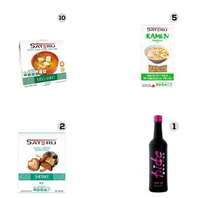 Paquete Para Preparar Sopa Miso Con Sake Hide Incluido
