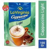 La Virginia Cappuccino Espuma Instantenea Light X 100 G