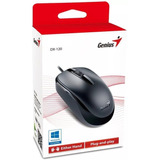 Mouse Genius Dx 110 Usb Optico 1000 Dpi Notebook Pc Slot One