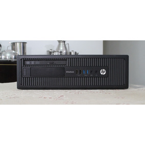Desktop Computador Pc Hp Elitedesk 800 G1 I7 8gb 500gb