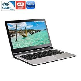 Notebook Positivo Xr3550 Celeron N2808 4gb Hd500gb - Vitrine