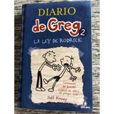 Diario De Greg 2 En Pasta Dura