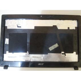 Carcaça Tampa Da Tela + Moldura Notebook Acer