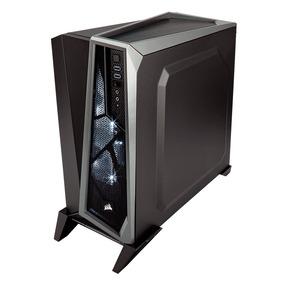 Gabinete Corsair Gamer Spec Alpha Black/grey Cooler Led X 3