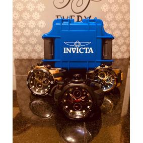 Relógios Invicta Diretamente De New York, Todos Originais!
