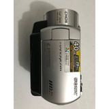 Camara De Video Sony Dcr-sr300 Con Base De Carga