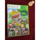 El Chavo Kart Xbox 360 Garantizado
