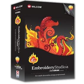 Wilcom Embroidery Studio E2, Con Video + Pack Matrices, W 10