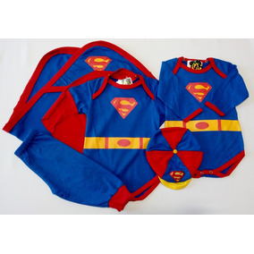 Saida Maternidade Super Homem - Roupas de Bebê no Mercado Livre Brasil ea775fd320b