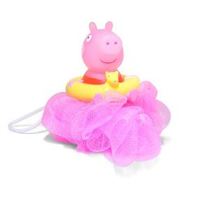 Espoja De Banho - Peppa Pig - Rosa - Dtc