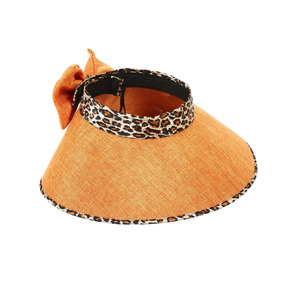 02e163e54fce2 Las Mujeres Las Niñas Ceñido Arco Sombreros De... (orange) por eBay