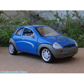 Miniatura Ford Ka 1/24 Sunnyside
