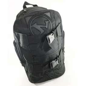 Mochila New Skate Skatebag Black New Original