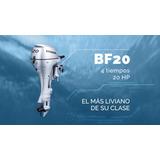 Motor Fuera De Borda Honda Bf 20 Hp