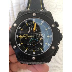 ec41ddcb2eb Relogio Hublot Ayrton Senna Rio De Janeiro - Relógios De Pulso no ...