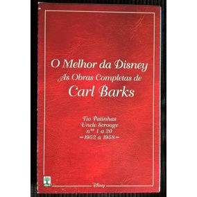 O Melhor Da Disney - As Obras Completas De Carl Barks:5 A 8