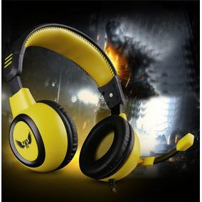 Fone P Jogo Professional Gaming Headset Surround De Som Esté