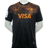 Camiseta Rugby Jaguares Nike - Deportes y Fitness en Mercado Libre ... b05a93158a7