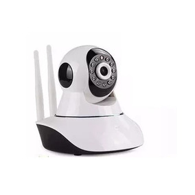 Camera Ip Robo P2p Visao Noturna Wireless Wifi Sem Fio 720hd