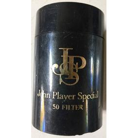 Caja Plástica De Cigarrillos John Player Special - England