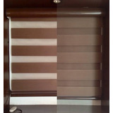 Persiana Sherr Color Chocolate 1.20 M Ancho X 2.20 M Alto