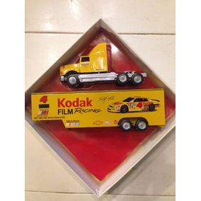 Miniatura Caminhão Kodak Film Racing Escala 1/64 Winross