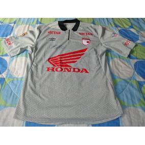 Santa Fe De Colombia Jersey Futbol De Juego Portero 43edf352bc2e6