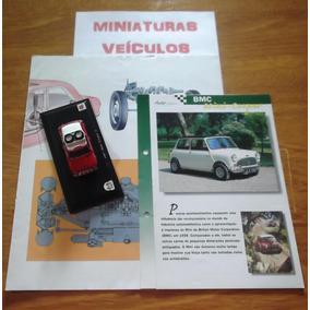 Miniatura - Auto Collection - Nº04 - Mini Cooper S 1967