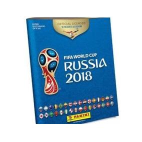 Álbum Copa Do Mundo Rússia 2018 Completo
