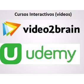 Video2brain - Udemy Cursos Interactivos