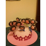 10 Chupetines De Chocolate Coronas Princesas