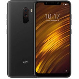 Smartphone Xiaomi Pocophone F1 128gb 6gb Ram Preto + Capa