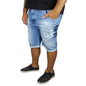 Kit 7 Bermuda Short Jeans Infantil Slim Skinny Top Atacado.