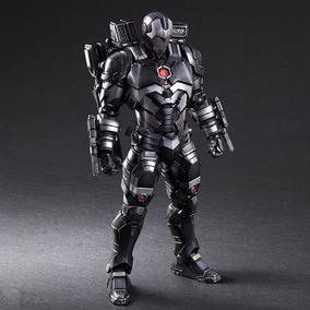 Marvel Avengers Iron Man War Machine Super Herói Homem De Fe
