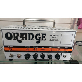 Cabeçote Orange Terror Bass 500w