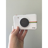 Cámara Instantánea Polaroid Snap + 100 Papeles Foto Gratis
