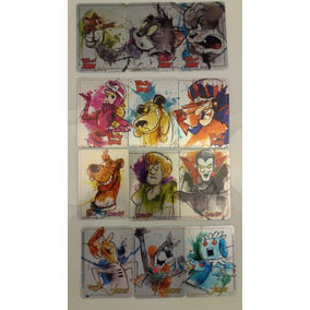 Steel Cards Omeletebox (04 Séries - 12 Cards)