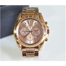 de41c5d3cdc Relogio Mk Roman - Relógios De Pulso no Mercado Livre Brasil
